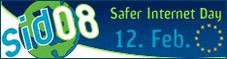 Logo des Safer Internet Day 2008